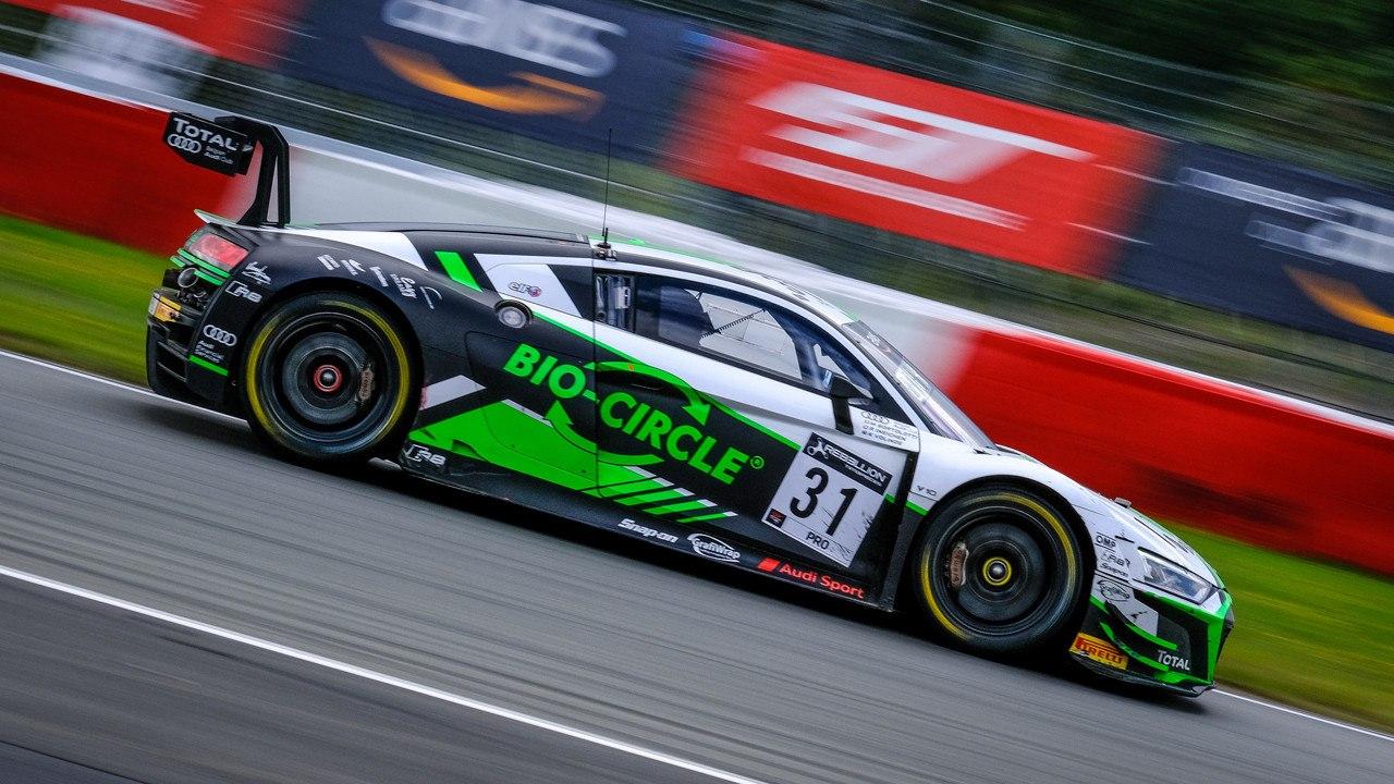 Los pilotos de Audi dominan la Endurance Cup y el GTWC Europe tras Nürburgring