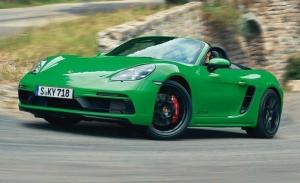 Los Porsche 718 con motor bóxer de 4.0 litros y cambio automático PDK ya disponibles