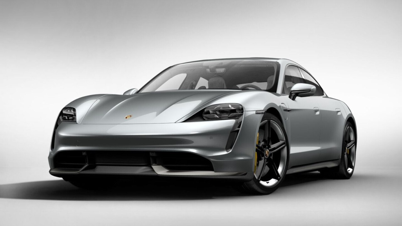 ¿Por qué el Porsche Taycan tiene menos autonomía que el Tesla Model S?