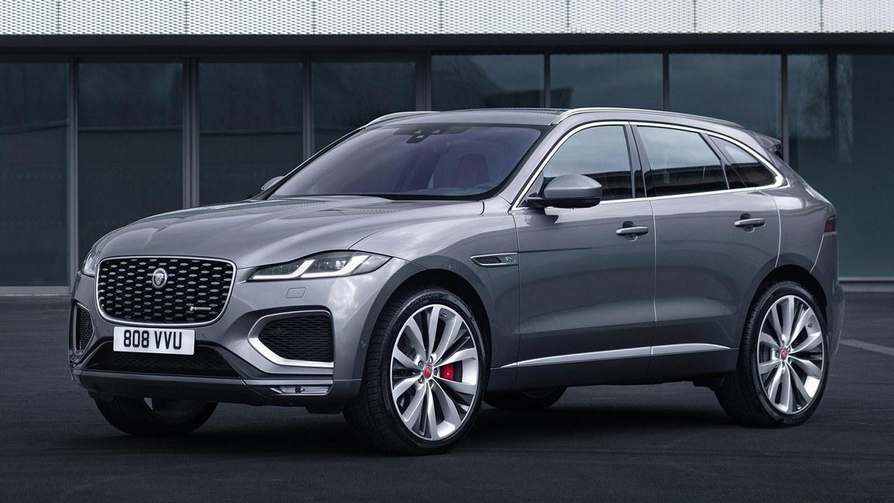 Precios del nuevo Jaguar F-Pace 2021, el renovado SUV ya está a la venta en España