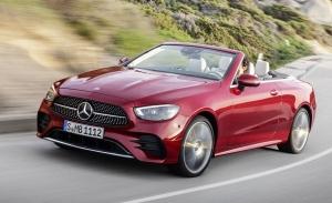 El nuevo y elegante Mercedes Clase E Cabrio ya tiene precios en España