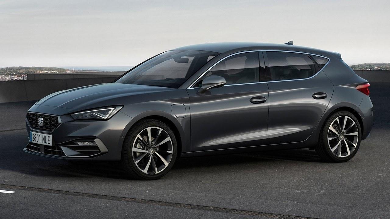 Todos los precios del nuevo SEAT León e-Hybrid, la versión híbrida enchufable