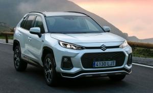 El nuevo Suzuki Across llega a España, precios y gama al detalle