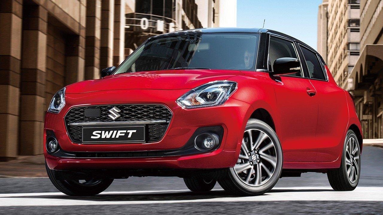 Suzuki Swift 2021, precios y gama del renovado utilitario híbrido ligero
