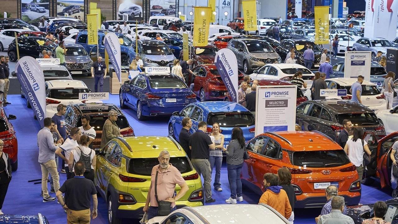 Las ventas de coches de ocasión en España caerán un 15% en 2020