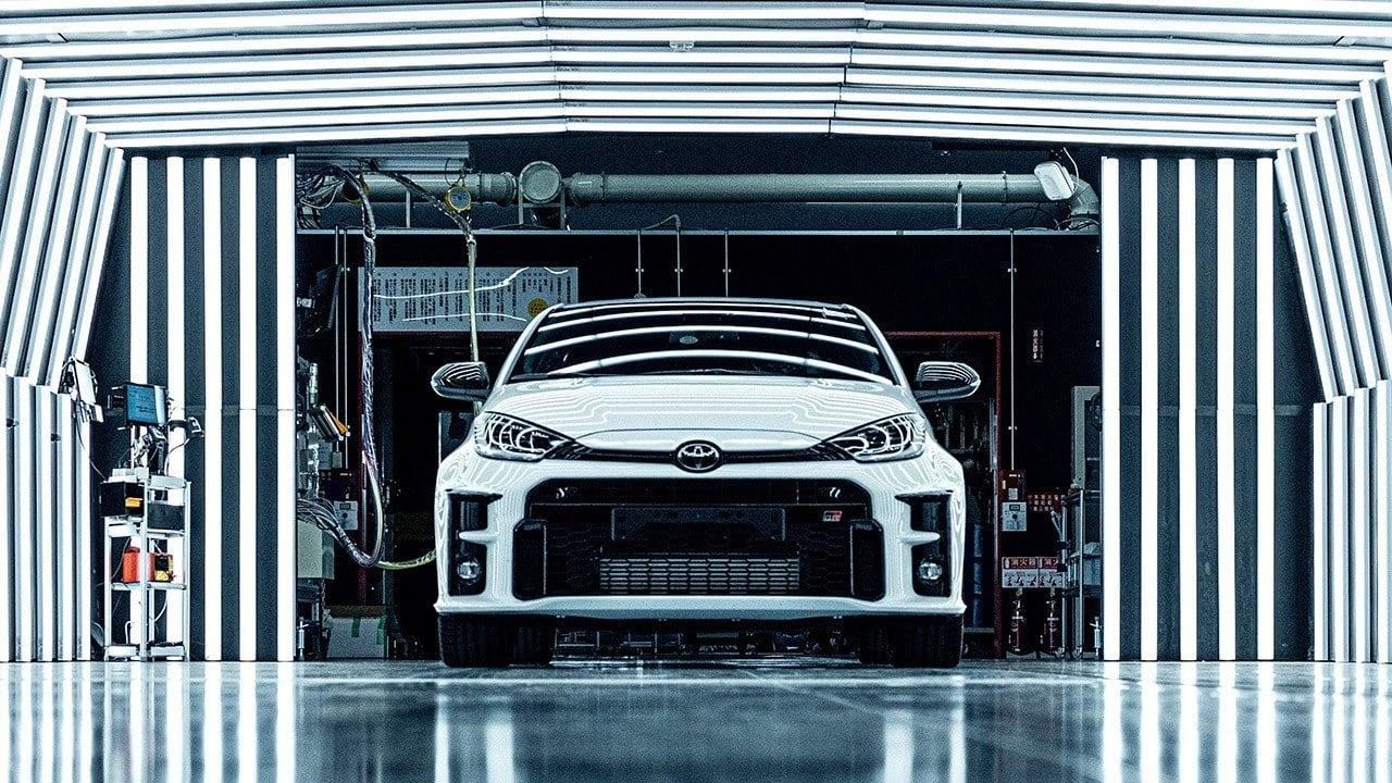 La producción del nuevo Toyota GR Yaris ya está en marcha