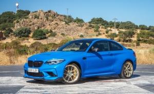 Prueba BMW M2 CS, al filo de la perfección