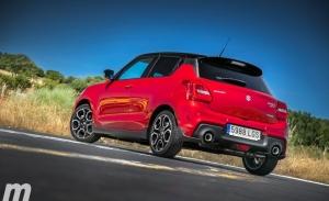 Prueba Suzuki Swift Sport Hybrid, ¿deportivo o utilitario con grandes ambiciones?