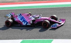 Racing Point se desmarca de Mercedes con su novedad aerodinámica