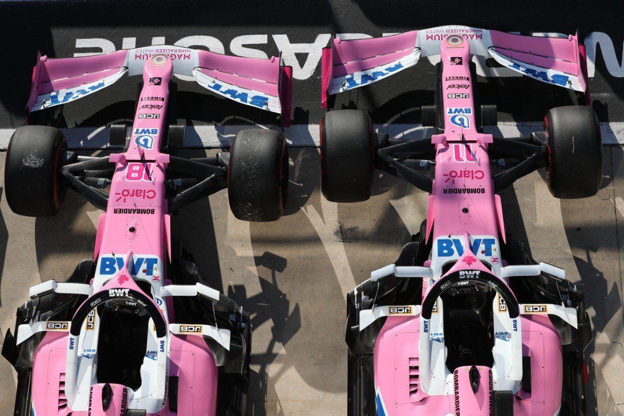 Racing Point retira su apelación a la sanción por copiar los conductos de freno a Mercedes