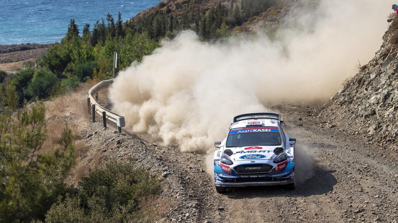El Rally de Italia-Cerdeña tampoco contará con público en sus tramos