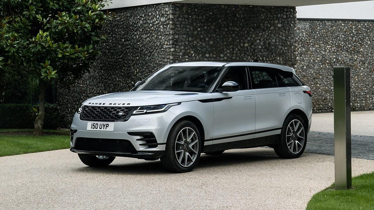 Range Rover Velar Facelift