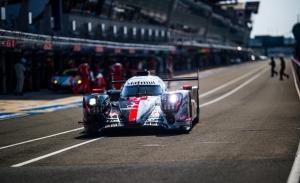 El Rebellion #1 se anota los últimos libres de las 24 Horas de Le Mans