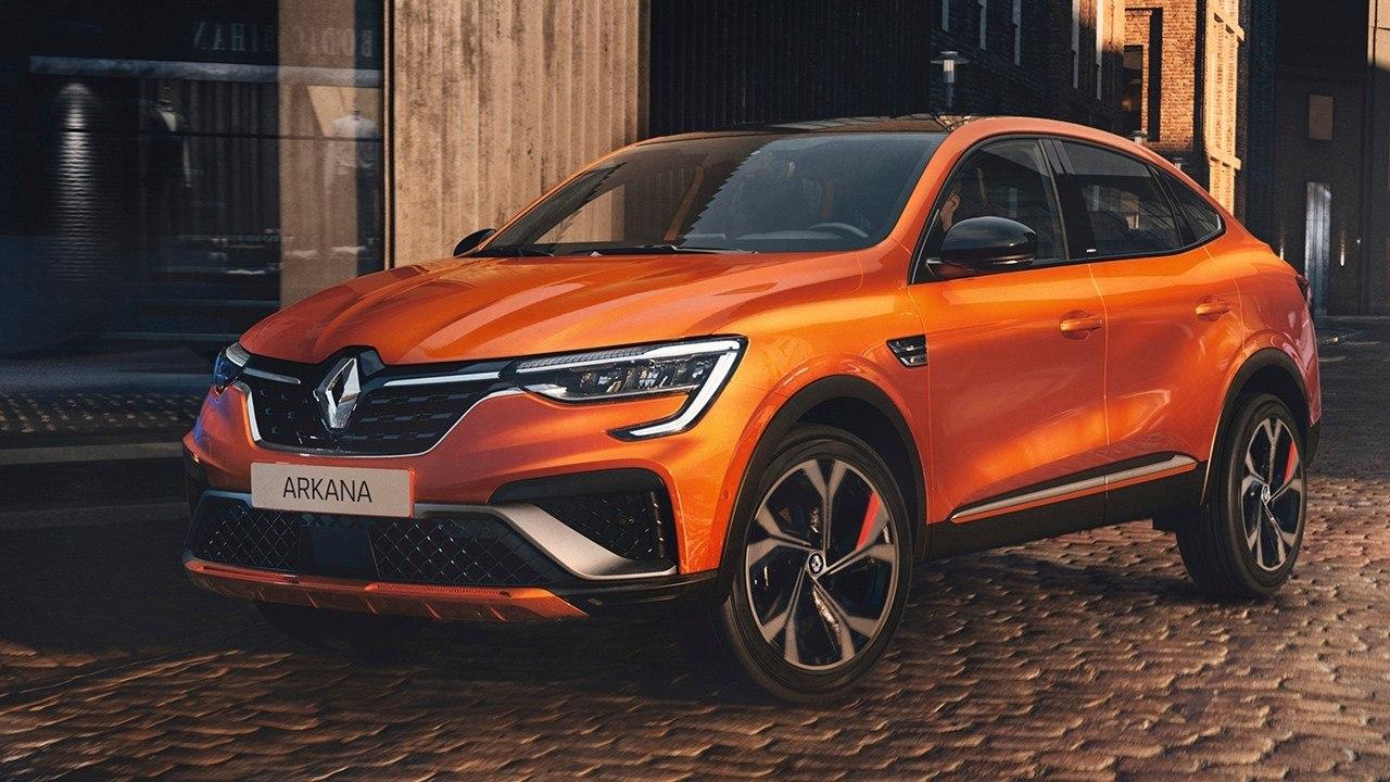 Renault Arkana, irrumpe en Europa un SUV Coupé que apuesta por la electrificación