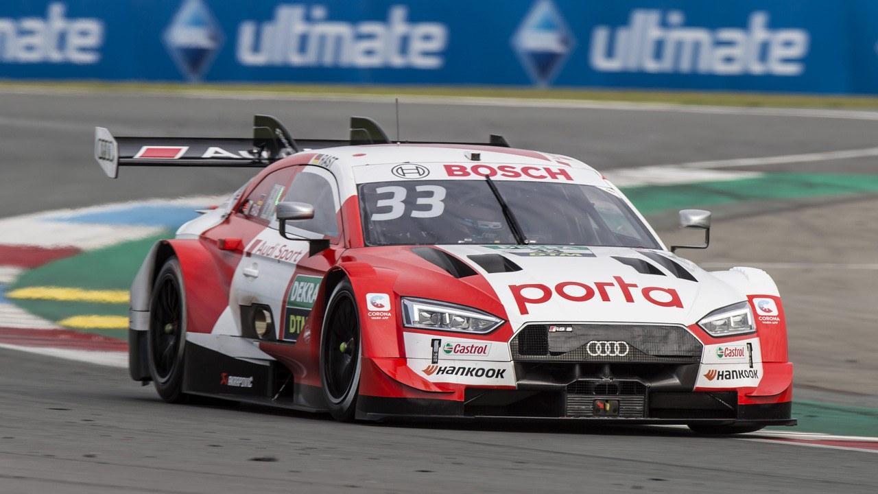 René Rast logra una trabajada pole del DTM en el circuito de Assen
