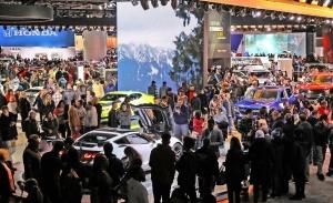 El Salón del Automóvil de Detroit 2021 tendrá lugar en otoño