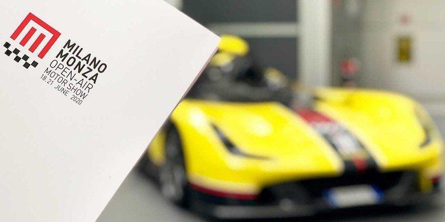 El Salón del Automóvil de Milán Monza 2020, único evento del año que se celebrará