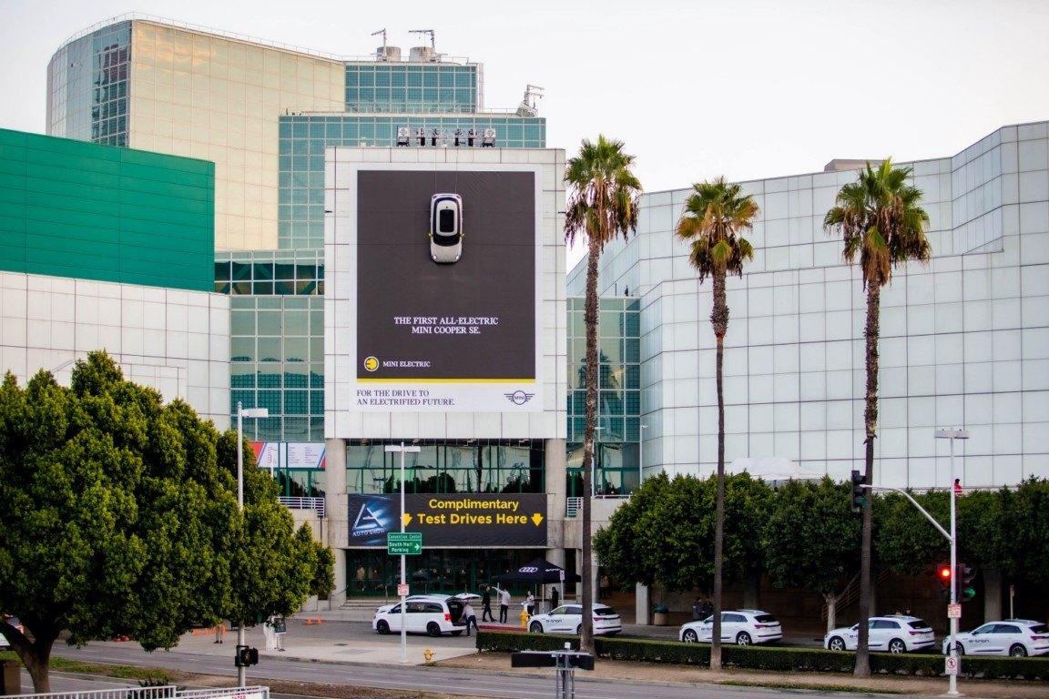 Cancelan el Salón del Automóvil de Los Ángeles 2020 y se pospone hasta 2021