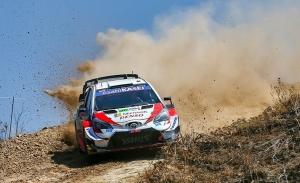 Sébastien Ogier defiende el liderato del WRC en el Rally de Estonia