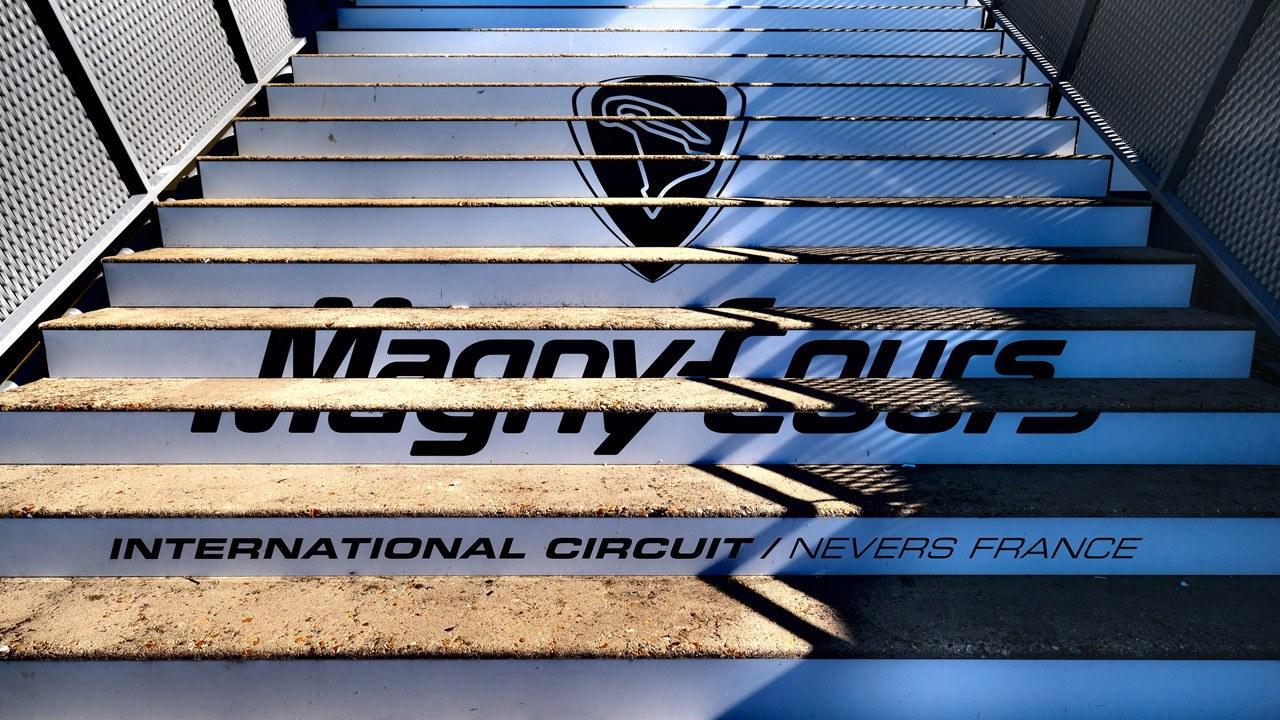 La Sprint Cup del GTWC Europe continúa su curso en Magny-Cours
