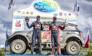 Stéphane Peterhansel logra la victoria en la Baja Polonia 2020