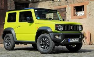 Se baraja el lanzamiento de un Suzuki Jimny híbrido ligero, ¿llegará a Europa?