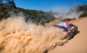 Thierry Neuville logra el mejor tiempo del shakedown del Rally de Turquía