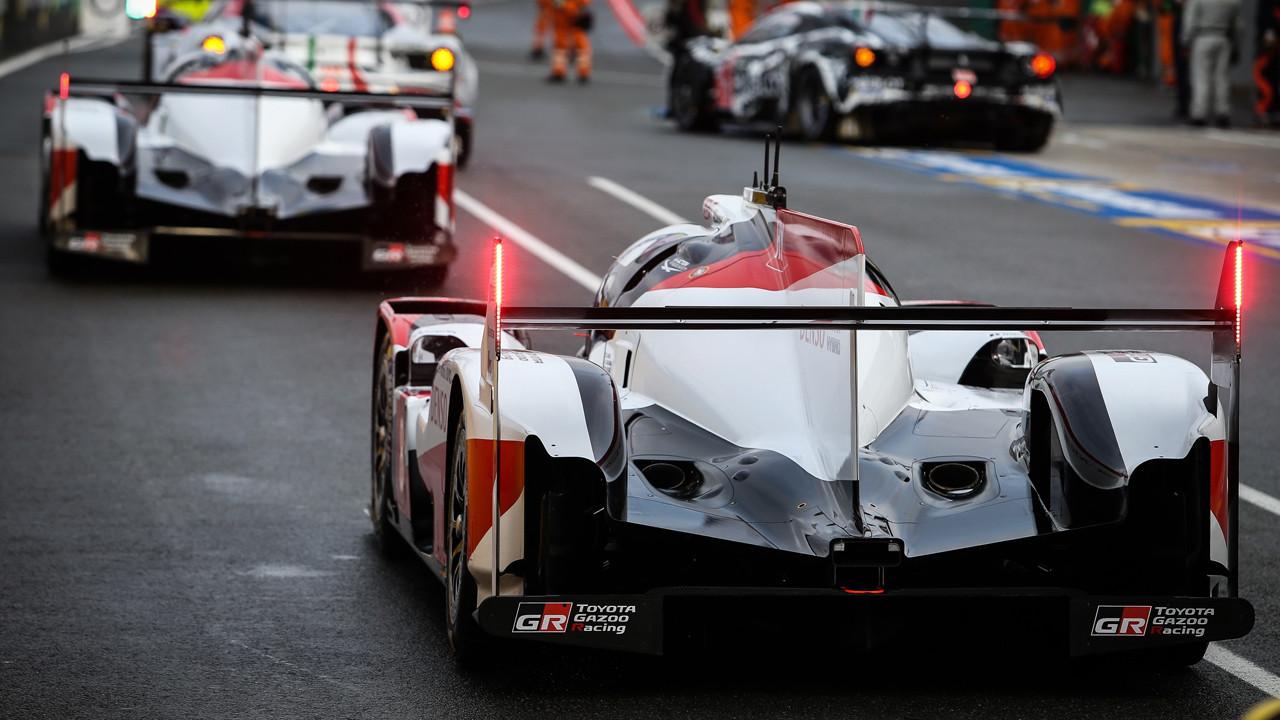 Toyota se muestra preocupada por cómo será el balance entre LMP1 y LMH