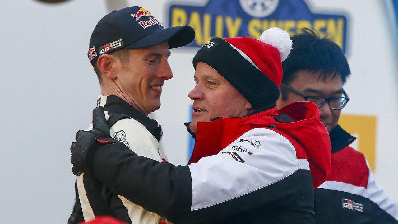 Toyota tomará el control del programa de Tommi Mäkinen en el WRC