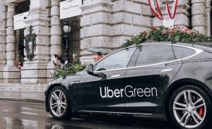 Uber anuncia sus objetivos de electrificación total antes de 2040