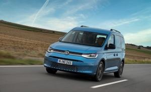 Debuta la nueva Volkswagen Caddy California, nuevo nombre para la Camper
