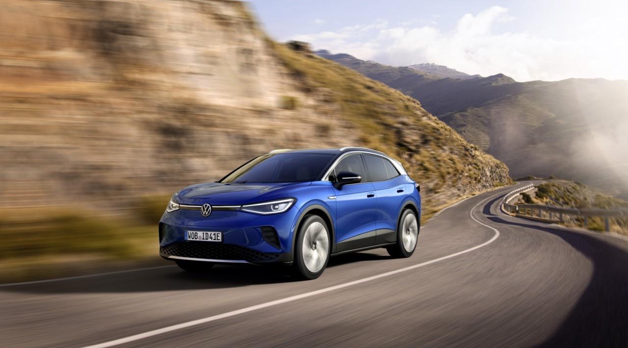 Volkswagen ID.4 2021, debuta el primer SUV eléctrico de la firma alemana