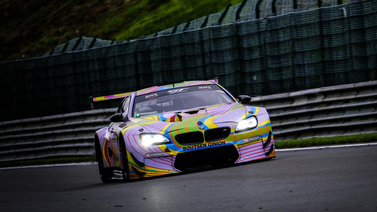 56 vehículos GT3 se darán cita en las 24 Horas de Spa de 2020