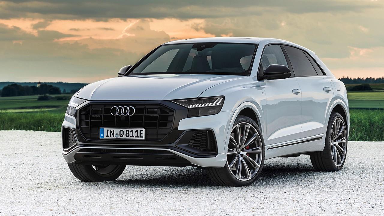Audi Q8 TFSI e quattro, un híbrido enchufable con 47 km de autonomía eléctrica