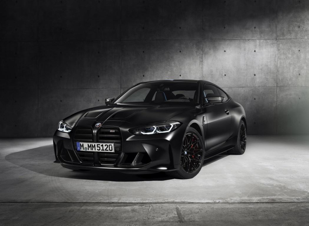 BMW M4 Competition x Kith, una edición especial con la moda por bandera