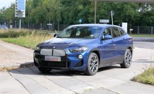 El futuro BMW X2 LCI 2021 nos muestra algunas de sus primeras novedades