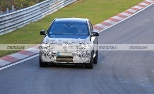 Cazado el facelift del BMW X3 M 2021 en Nürburgring, fotos espía del SUV deportivo
