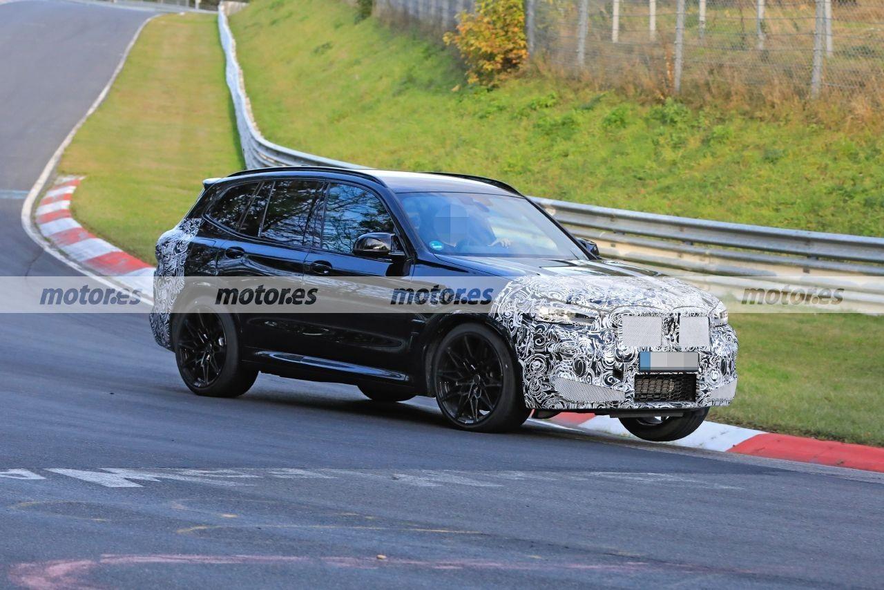 BMW X3 M LCI