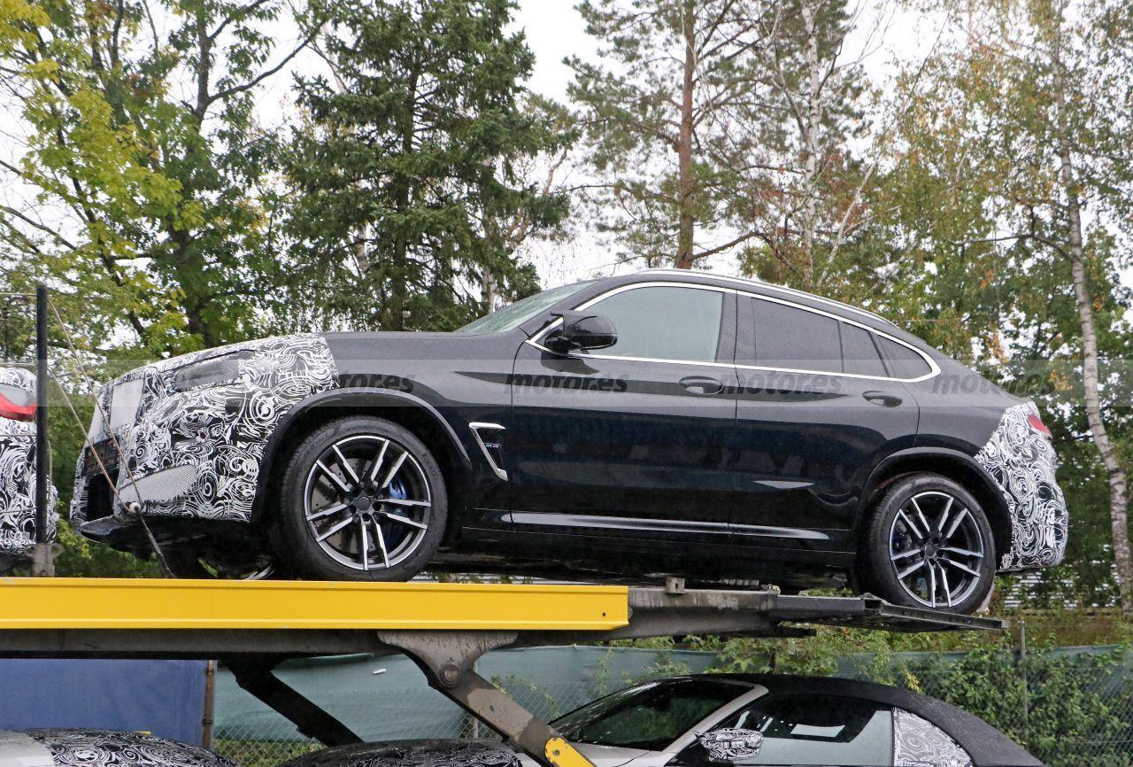 BMW X4 M LCI