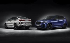 BMW X5 M Competition y BMW X6 M Competition First Edition, los SUV bávaros más exclusivos