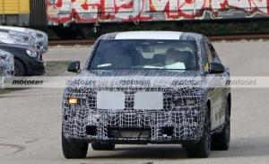 Nuevas fotos espía muestran un prototipo del BMW X8 2022 desde todos los ángulos