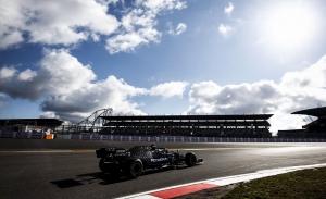 Bottas, primero en la única sesión de entrenamientos en Nürburgring