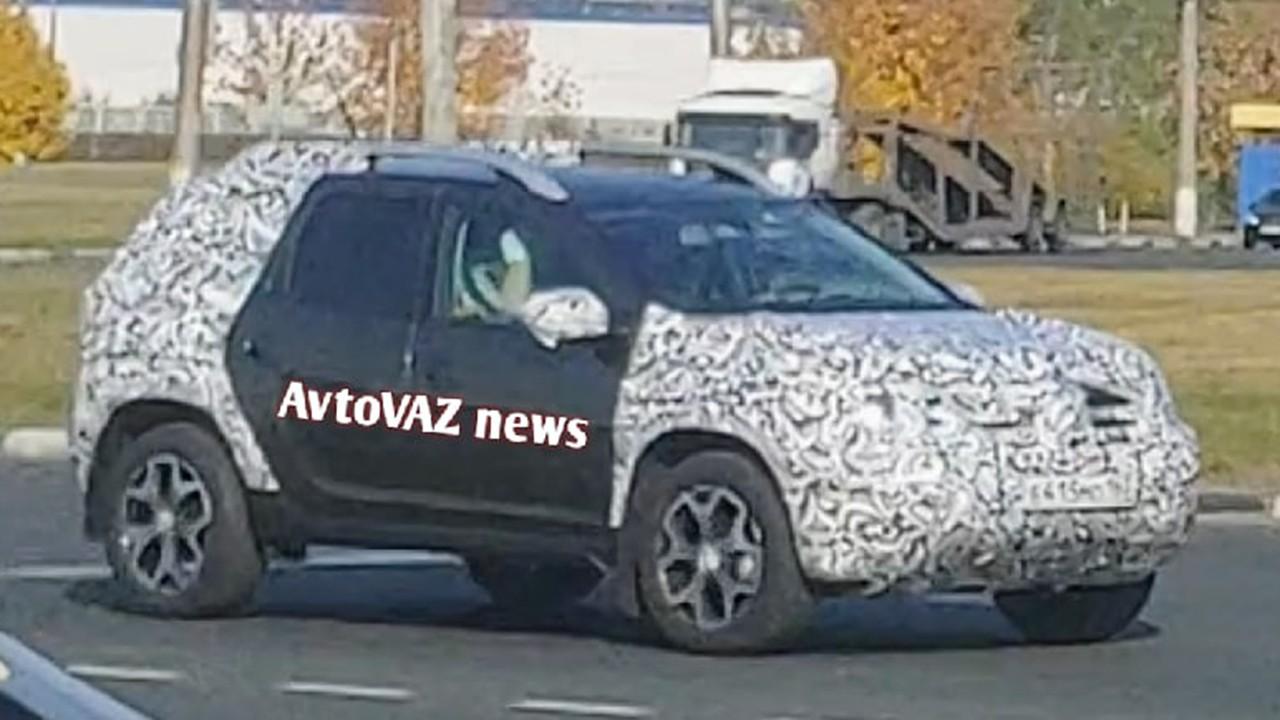El Dacia Duster vendido por Renault en Rusia será actualizado