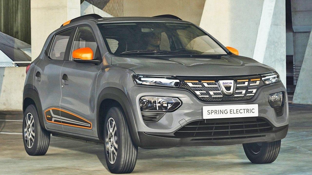 Dacia Spring, el coche eléctrico hecho en China para Europa