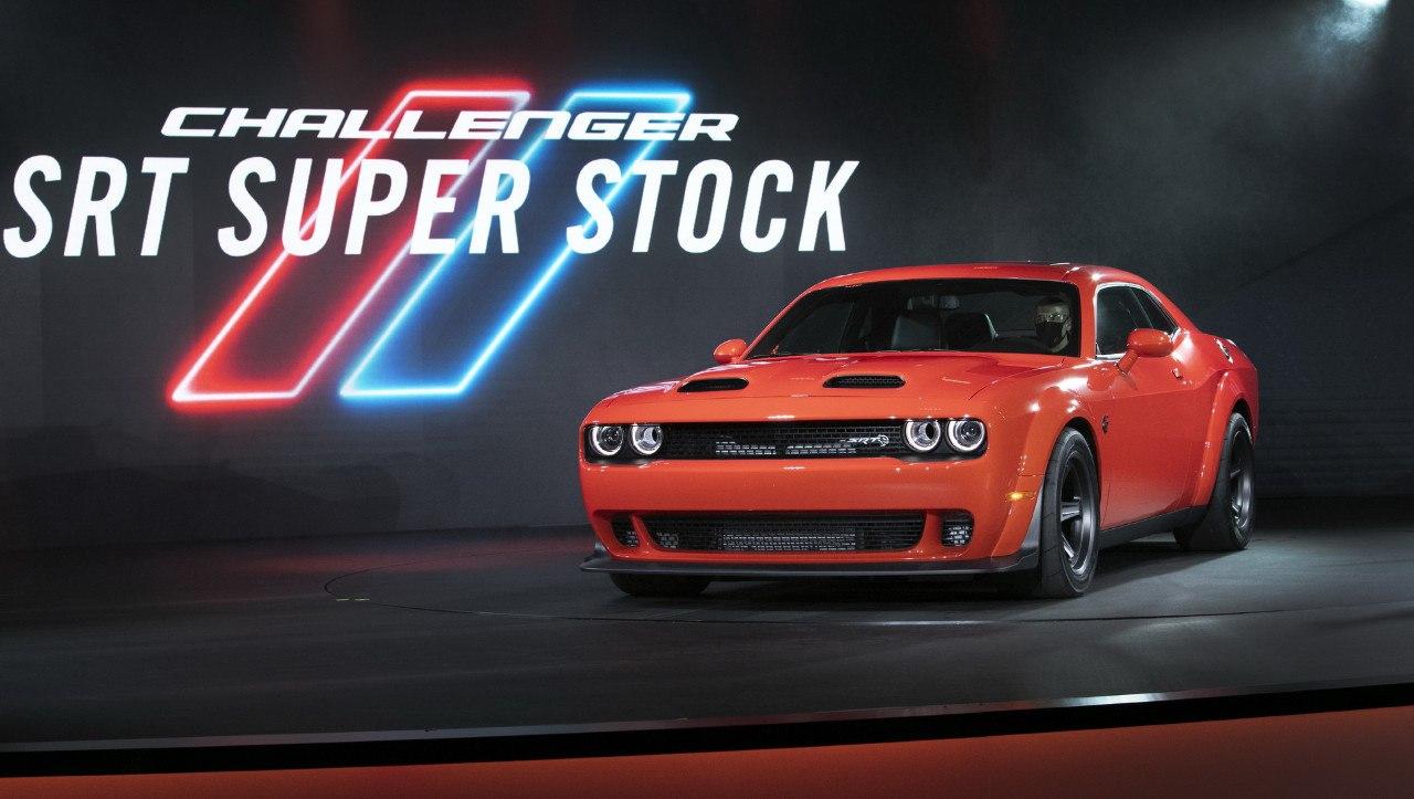La vetusta gama Challenger vence al Ford Mustang y lidera el segmento muscle car