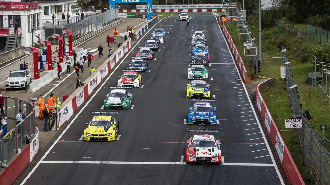 El DTM abandonará las salidas en parado con la llegada de ...