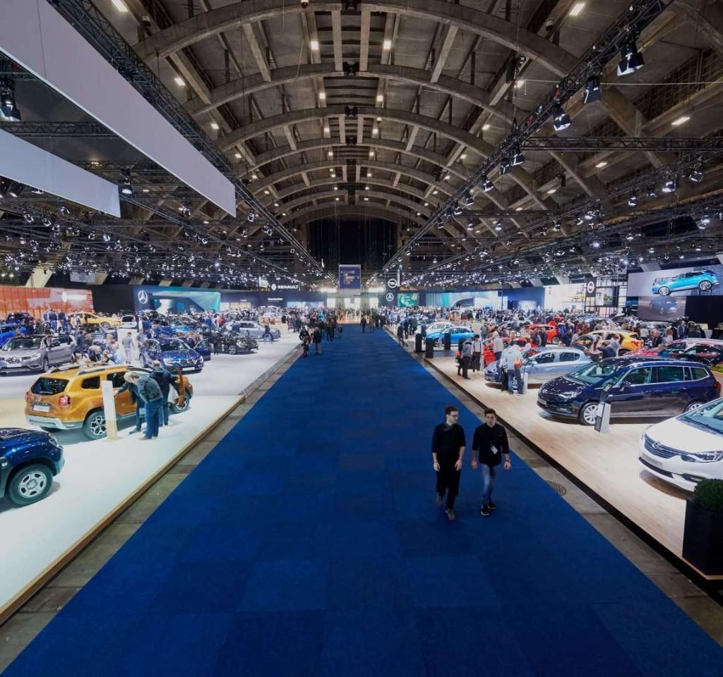 La organización del Salón del Automóvil de Bruselas cancela la edición de 2021