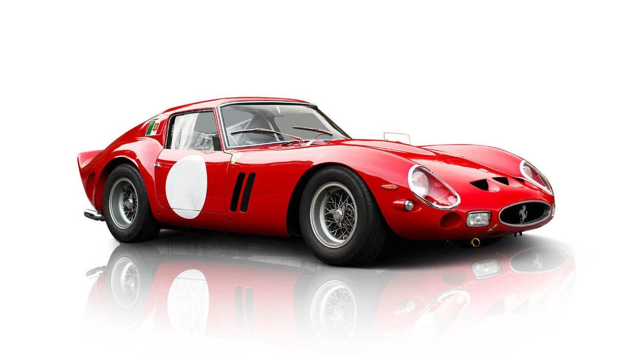 Aparece a la venta uno de los escasos Ferrari 250 GTO por una cifra récord