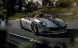El exclusivo Ferrari Monza ahora más radical y con 840 CV gracias a Novitec