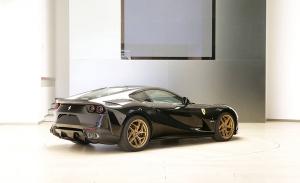 Ferrari Tailor Made presenta un atractivo ejemplar único del 812 Superfast